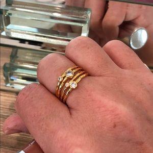 Gorjana Stackable Ring Set